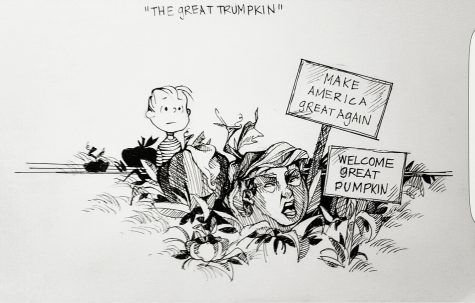 The Great Trumpkin
