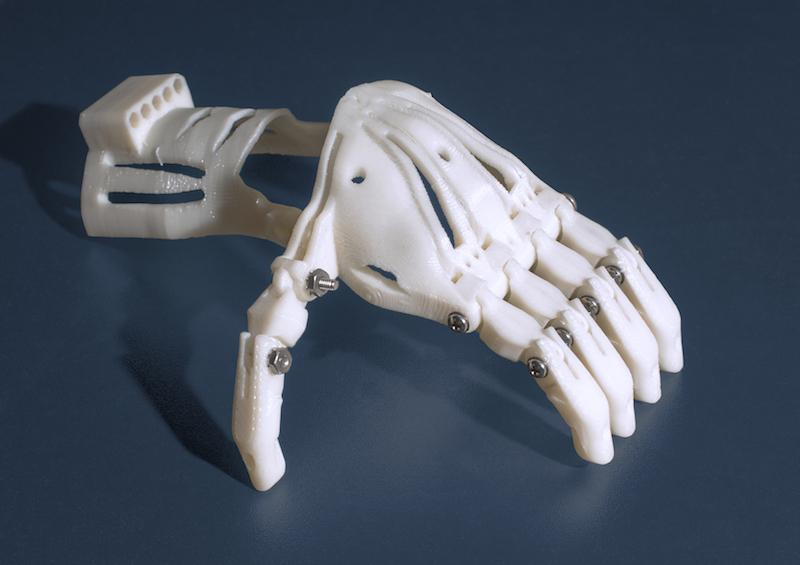 CHS students create prosthetic hand in global challenge