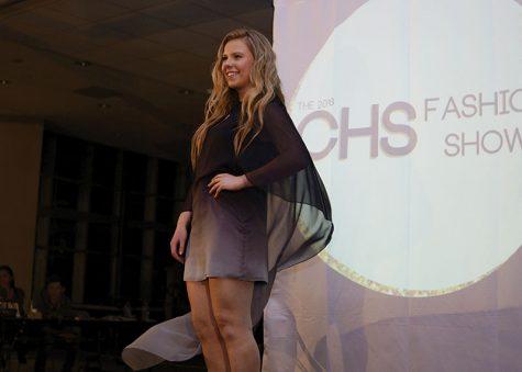 Students prepare for fourth annual CHS Fashion Show