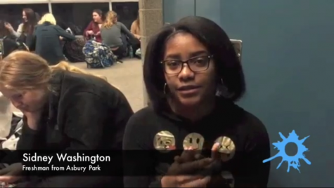 Students describe themselves in six words