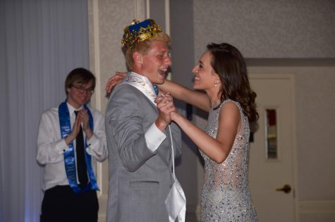 """Starry"" prom night proves to be a success"