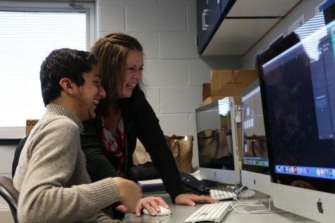 Outside of their daily teaching, CHS faculty have part-time jobs
