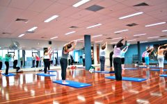 Trendy yoga and barre classes prove to be a challenge