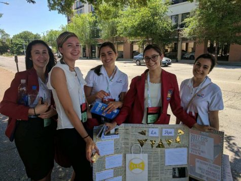 """Power Five"" competes at SkillsUSA Nationals in Lousiville"