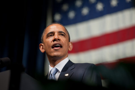 Obama holds on to Oval Office