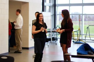 Alumni Day gives students new insight