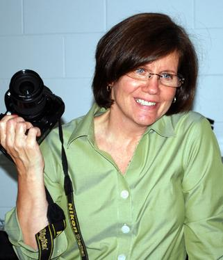 Journalism teacher Andi Mulshine began teaching at CHS after her own career in journalism.
