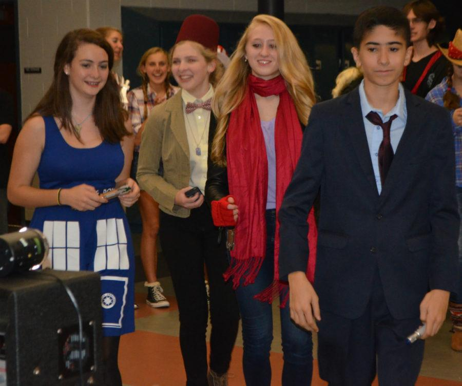 From Hairspray to History: Halloween costume contest to culminate Fall Spirit Week