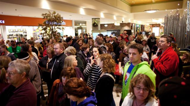 Black Friday brings both excitement and apprehension