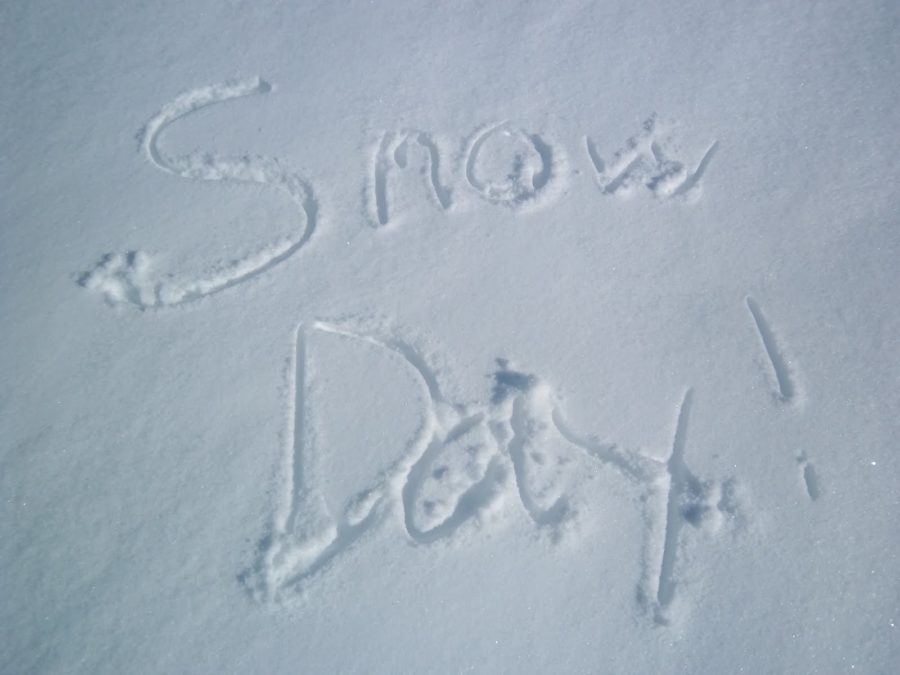 Messy winter affects school schedules
