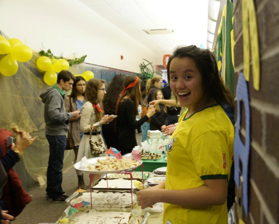 Cultural festival raises $2,500 for St. Jude Childrens Research Hospital