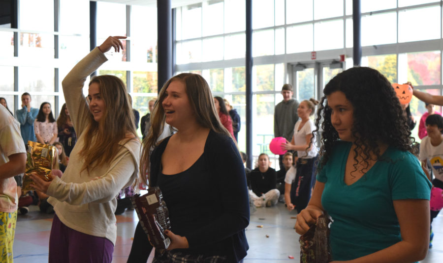 Fall spirit week opens up with 'Pajama Day' and a new event