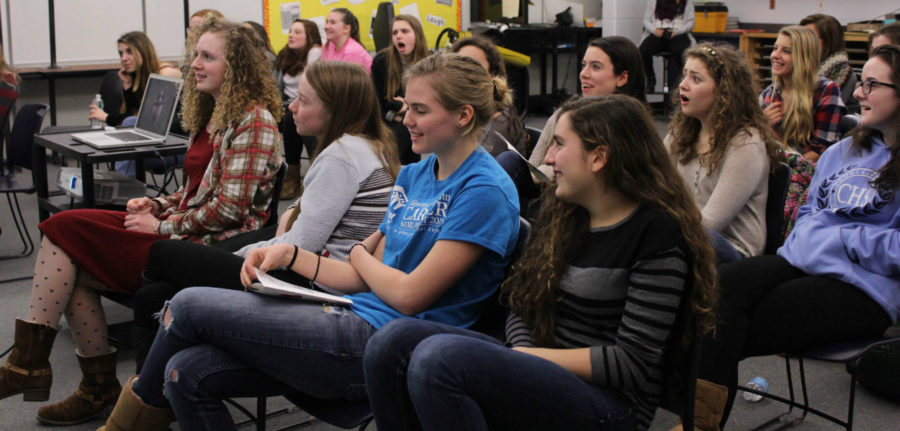 'Girls Night Out' returns to CHS for second year