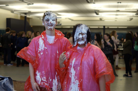 A Slice of Pi Day at CHS