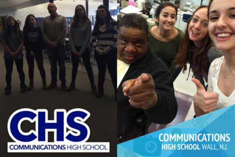The filter on the right, designed by junior Julie Alter of Freehold, was approved by NAHS and Mr. Gleason. The filter on the left was submitted by an unknown artist.