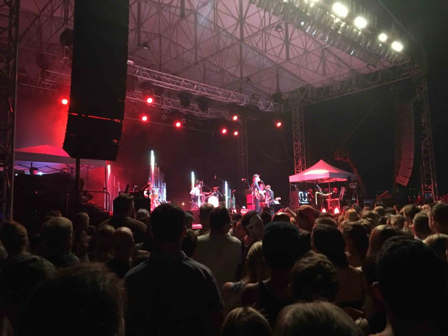 The Lumineers played at The Stone Pony this summer.