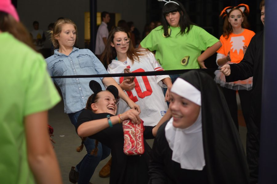 SkillsUSA regains the Halloween Dance