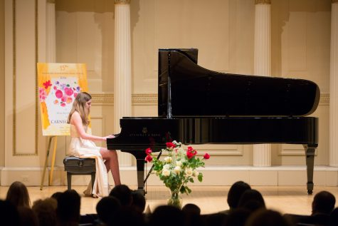 Vetter shines on ice and at Carnegie Hall
