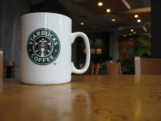 Starbucks and other coffee chains are said to be losing popularity.