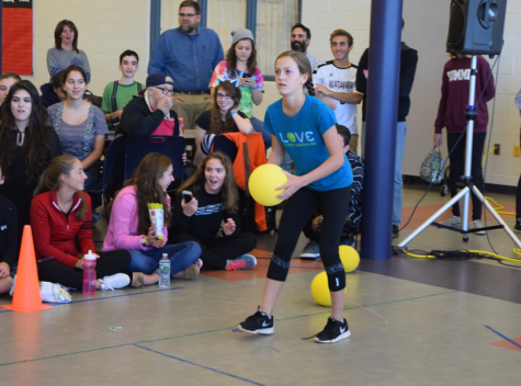 Freshmen win dodgeball, tie for Spirit Week with Seniors