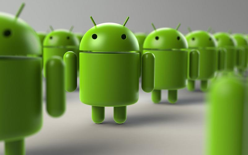Some students prefer Android products over Apple products.