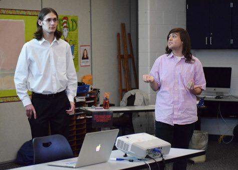 Advanced Java students win Congressional App Challenge