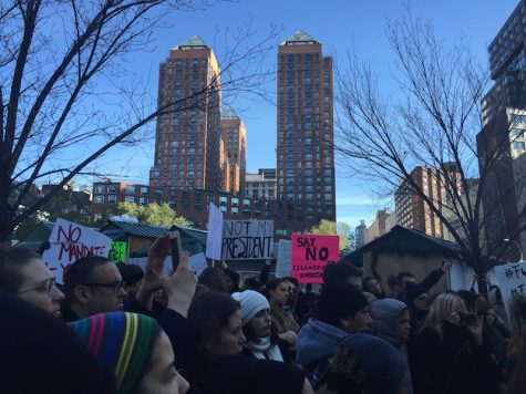 Anti-Trump protests are not pointless exhibits