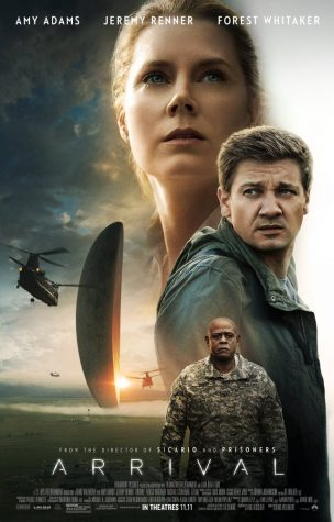 """Arrival"" brings more than aliens to the movie screen"