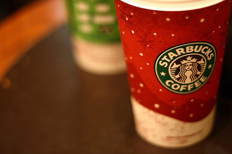 Starbucks+is+one+of+the+main+brands+that+uses+holiday+themed+drinks+to+bring+revenue.
