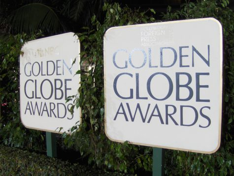 The Golden Globe Awards were held at the Beverly Hilton Hotel in California.