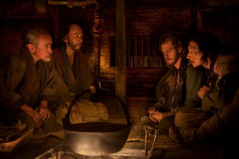 'Silence' explore loyalty, perseverance in Christian missionaries' journey