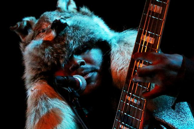 Thundercat+performed+at+the+Paradise+Rock+Club+in+Boston+on+Oct.+17.+