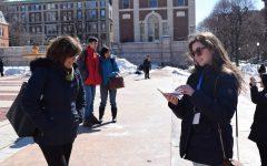 Junior Inkblot editors attend Columbia University conference