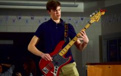Students utilize musical talents in various bands