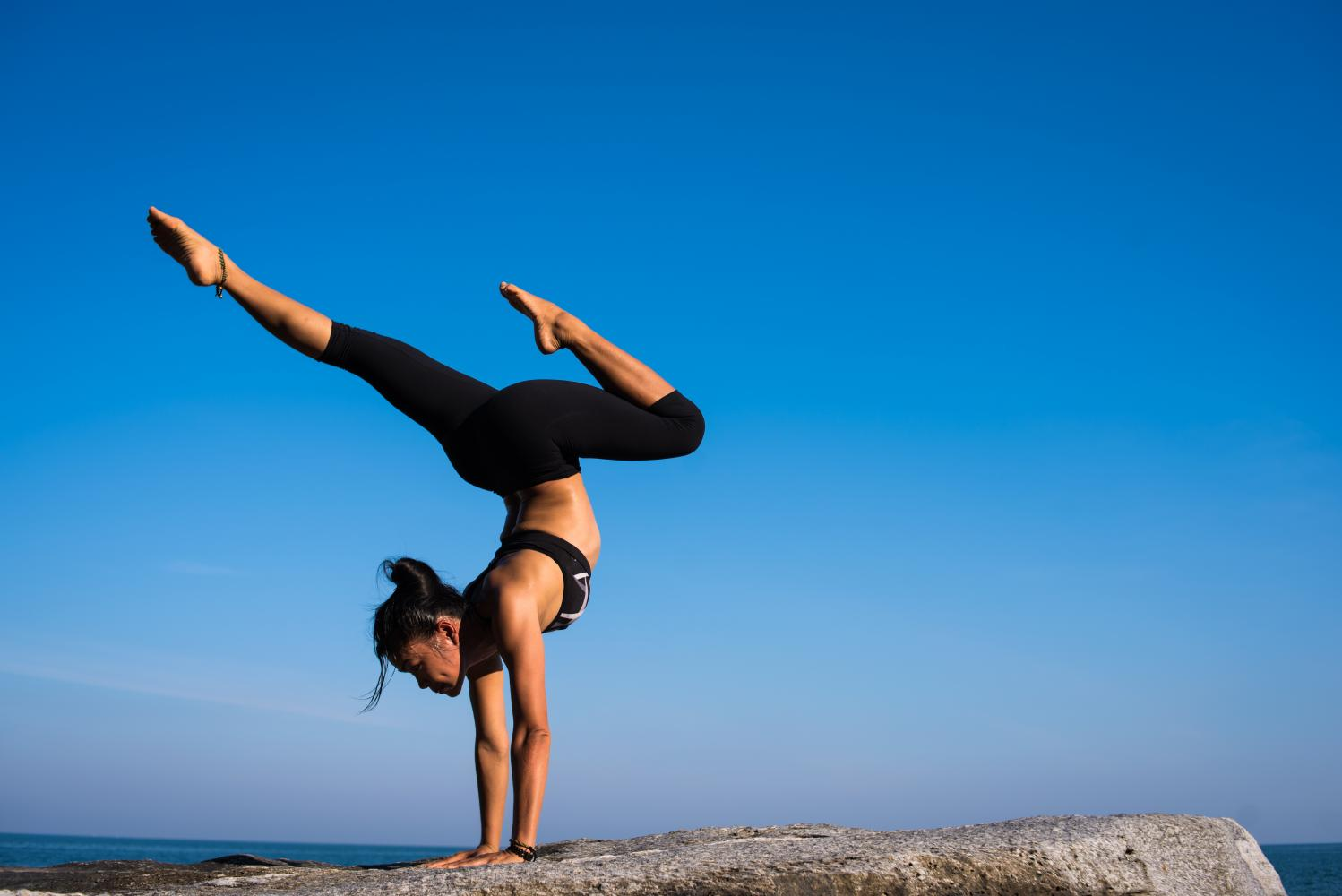 Some benefits of yoga include increased flexibility and muscle tone.
