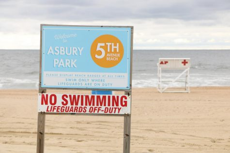 The Asbury Park boardwalk is a popular New Jersey tourist destination.