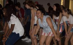 Senior class hosts a 'Party in the USA'