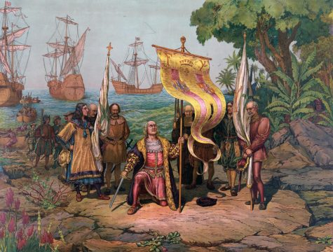 Columbus Day should not be a federal holiday