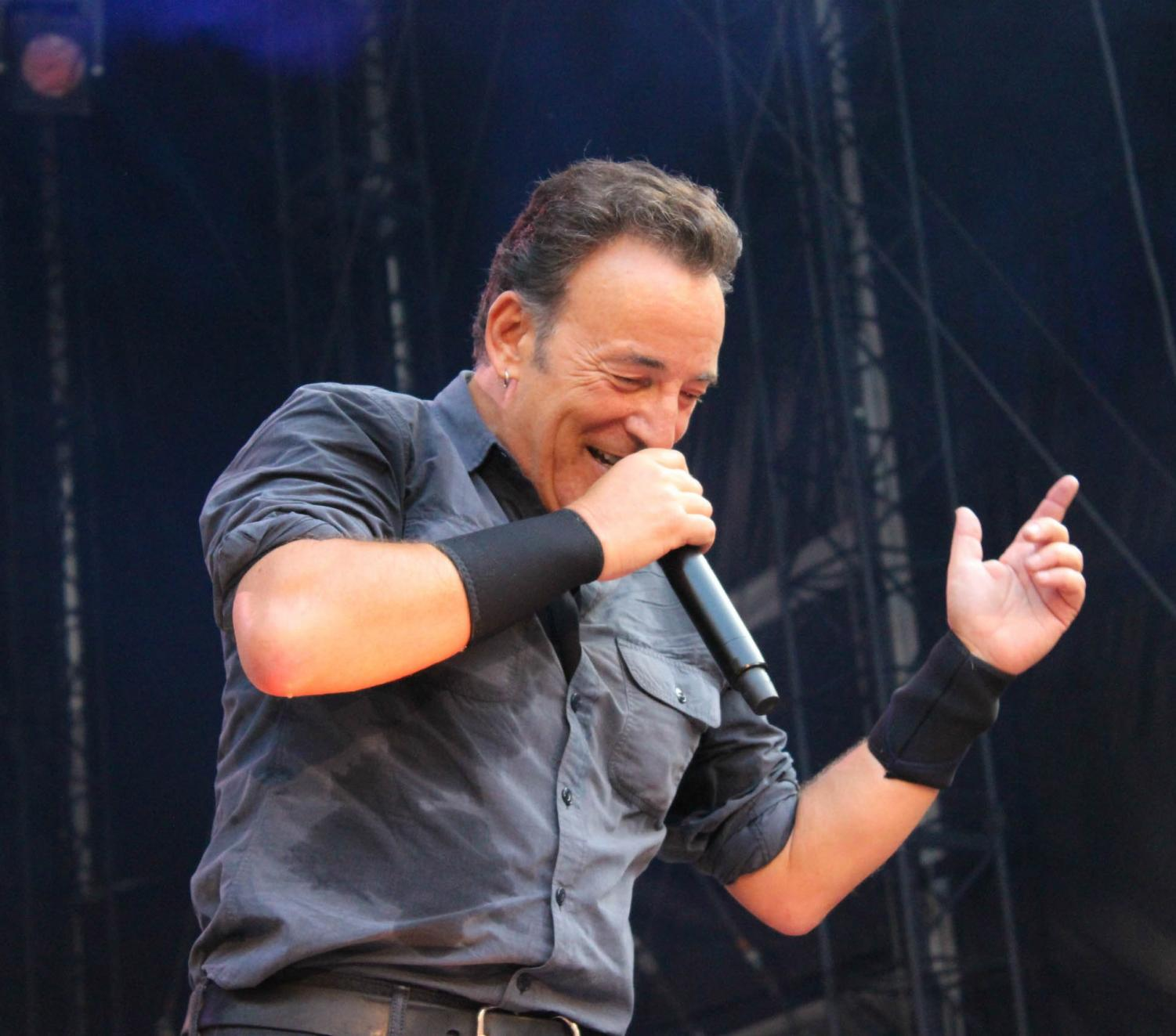 Bruce Springsteen makes his debut on Broadway this year.