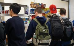 Students spill school lunch habits