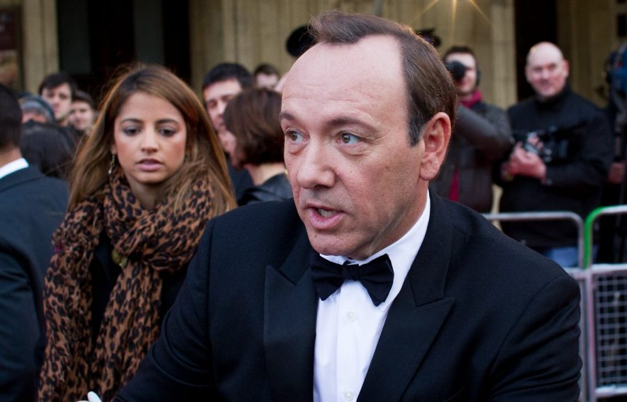 Actor+Kevin+Spacey+was+one+of+over+100+public+figures+accused+of+sexual+misconduct+following+the+Harvey+Weinstein+allegations.