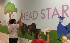 Students give back to community by creating art