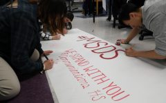 Students take action for upcoming walkout