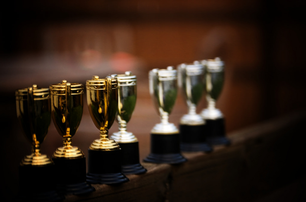Some students feel that participation trophies can be demeaning.