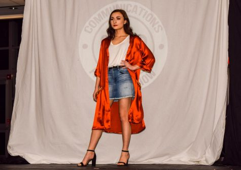 Students find confidence in fashion
