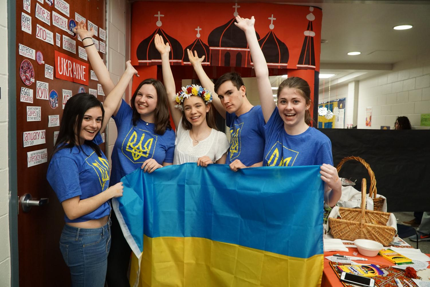 Ukraine took home first prize at this year's CCC festival.