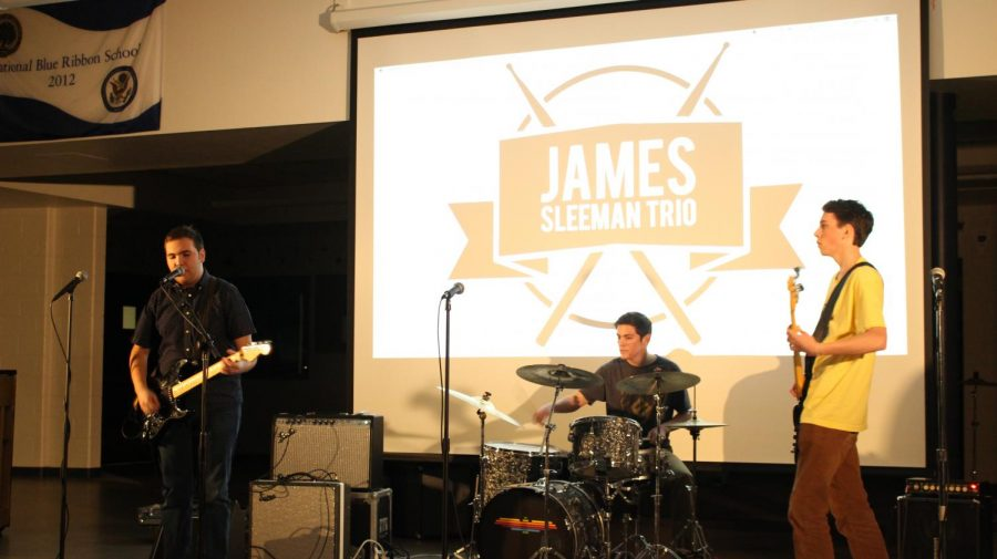 The+James+Sleeman+Trio+won+the+event+and+High+Steaks+won+the+Fan+Favorite+vote.+