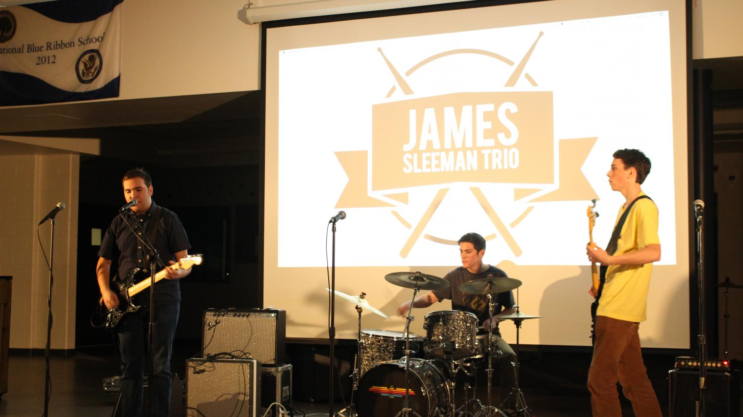 The James Sleeman Trio won the event and High Steaks won the Fan Favorite vote.