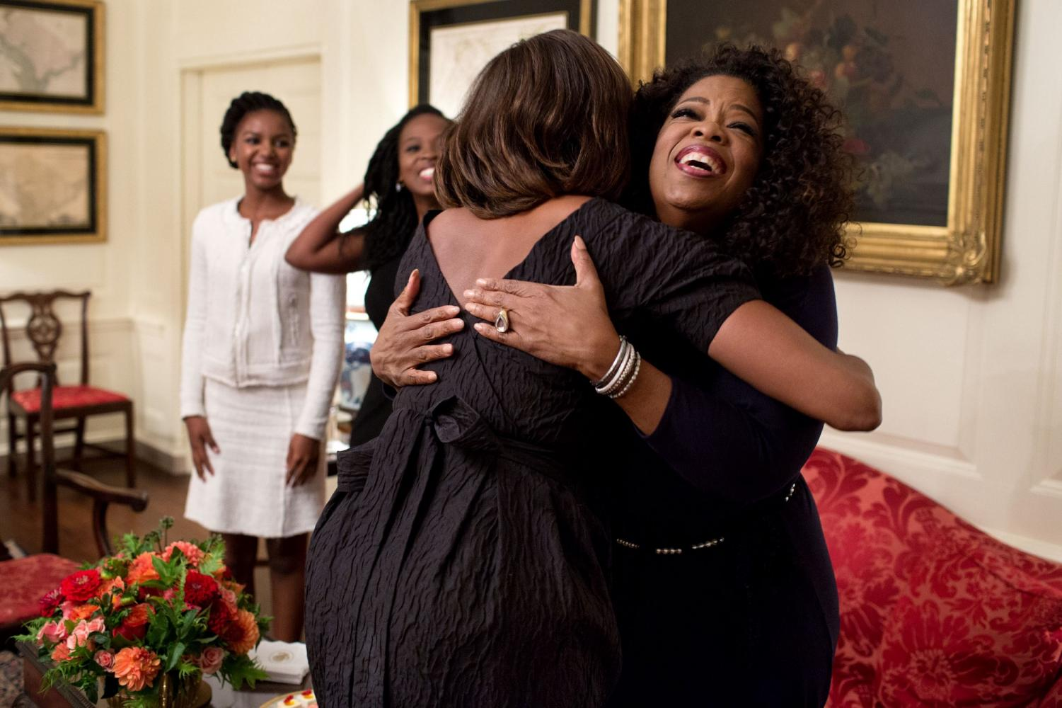 There has been speculation that Oprah is considering running for presidential election in 2022.