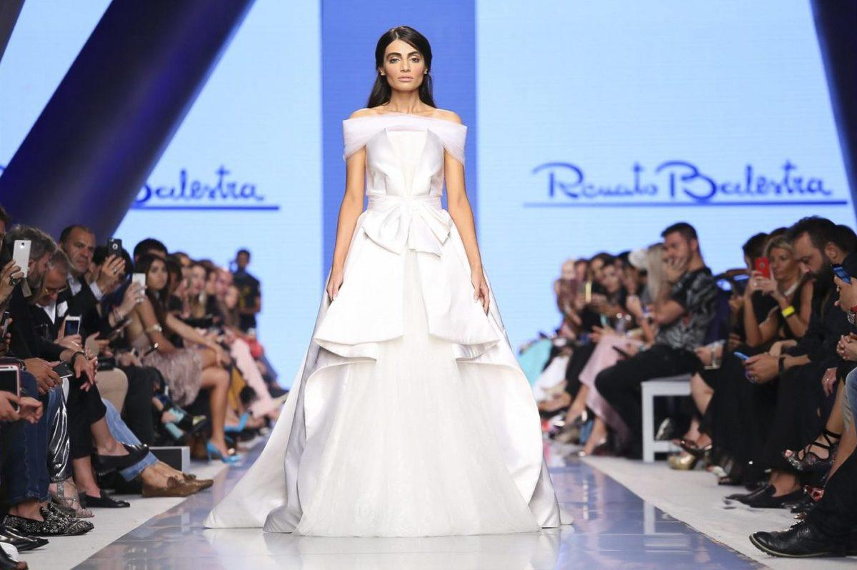 Riyadh Arab Fashion Week took place from April 10 to April 14, 2018.